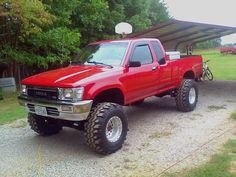 View source image Toyota Pickup 4x4, Toyota Tacoma 4x4, Toyota Trucks, Lifted Trucks, Pickup Trucks, Cool Cars, Monster Trucks, View Source, Vehicles