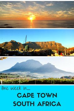 Cape Town won us over with wine, wildlife, culture and coastal scenery. One Week in Cape Town, South Africa is just enough time to get the most out of this amazing South African city. Don't miss Cape Town on your South Africa itinerary.