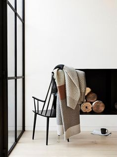 So like me with the clean architectural lines and   cozy furnishings <3 LOVE IT!
