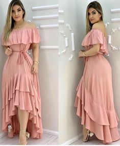 Stylish Dresses For Girls, Simple Dresses, Pretty Dresses, Casual Dresses, Indian Gowns Dresses, Evening Dresses, Indian Designer Outfits, Designer Dresses, Mode Niqab