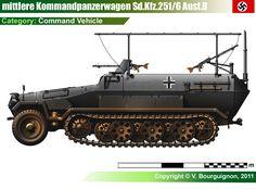Sd.Kfz.251/6 Ausf.B/C