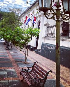 Vereda del FCPCAL.Paraguay