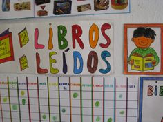 Mi bibliorincón: Nuestra biblioteca de aula.