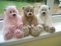 knitting pattern toy free - Google Search