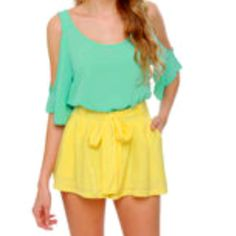 Want these shorts in every color <3