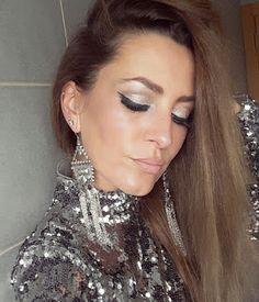BLOG DA MARY: Makeup  & sequins