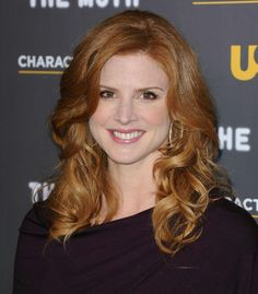 Sarah Rafferty (born December is an American television and film actress. She is known mainly for her role as Donna on the Sarah Rafferty, Girl Day, Pretty Hairstyles, Redheads, Red Hair, Hair Inspiration, Actresses, Stock Photos, Actors