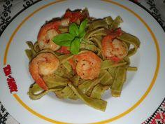 Lulu - Povesti din Bucatarie: Tagliatelle cu creveti Potato Salad, Potatoes, Ethnic Recipes, Food, Eten, Potato, Meals, Diet
