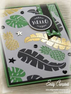 Tiny Kiwi Cards: OnStage Auckland 2016