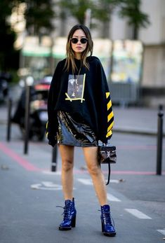 2017 Best New York City Street Style Overview 27