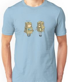 we can be robots Unisex T-Shirt