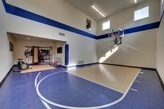 Be A Better Player On The Basketball Court By Using These Tips! Many people share a love for basketball. You want to show those skills and work as a team to give your fans a reason to cheer. Each team member has contrib Home Basketball Court, Sports Court, Basketball Floor, Basketball Shop, Basketball Scoreboard, Custom Basketball, Basketball Birthday, Basketball Games, Hanson Builders