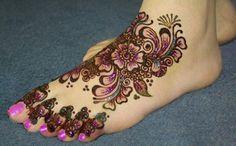 Beautiful Eid Henna Mehndi 2012 Tattoos Designs For women (199
