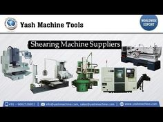 Watch out the video about top notch Quality of Shearing Machines including features by Yash Machine Tools. Yash Machine Tools is the perfect destination for Work Shop of Shearing Machine including hydraulic swing beam shearing machine, CNC swing beam shearing machine, CNC guillotine shearing machine and qc11y series hydraulic guillotine shearing machine. Know more, visit at http://www.yashmachine.com/shearing-machine/.