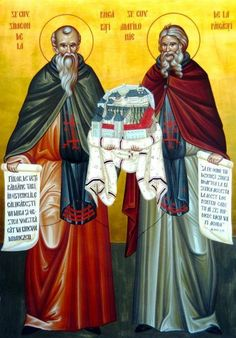 Saint Venerable Amfilohie was born in in the Northern Moldavia. He entered the monastic life at Moldoviţa Monastery in being still young. There, he distinguished by his good deeds, his fastings, prayers, his endurance and spiritual progres. Saints, Spirituality, Baseball Cards, Movie Posters, Movies, Sf, Fictional Characters, Prayers, Culture