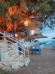 Taverne auf Kreta