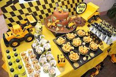 construction birthday party - Google Search