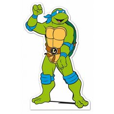 teenage mutant ninja turtles leonardo - to use for cake template teenage mutant ninja turtles leonardo - to use for cake. Ninja Turtle Party Supplies, Ninja Party, Ninja Turtle Birthday Cake, Turtle Birthday Parties, Teenage Mutant Ninja Turtles, Ninja Turtles Cartoon, Nija Turtles, Leonardo Tmnt, Cake Minecraft
