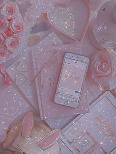 Pink Tumblr Aesthetic, Rose Gold Aesthetic, Baby Pink Aesthetic, Blue Aesthetic Pastel, Iphone Wallpaper Tumblr Aesthetic, Aesthetic Colors, Aesthetic Images, Aesthetic Collage, Aesthetic Backgrounds