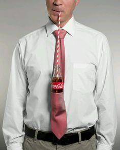 Coca Cola tie