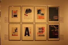 Bauhaus Archiv Berlin Mein Reklame Fegefeuer Herbert Bayer Werbegrafik 1928 1938