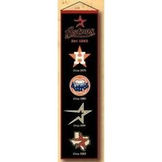 b431778e9 Houston Astros heritage banner