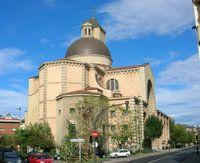 Vizcaya Guecho - Iglesia de Las Mercedes, en Las Arenas.