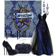 Yule Ball: Ravenclaw