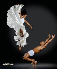 The Beauty of Modern Dance | MY7475:Creative Coolest Funny Beautiful