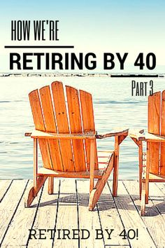 Have you every thought you couldn't retire by 40? Then read this! How To Retire by 40! - Part 3 - Retired by 40http://www.retiredby40blog.com/2014/10/01/retire-40-part-3/