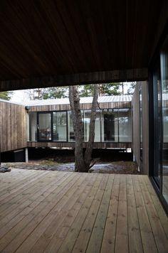 Square House Veierland / Reiulf Ramstad Arkitekter AS