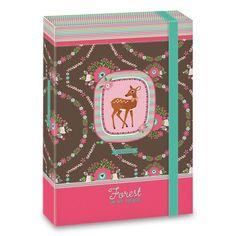 acdb01cd06dc Ars Una Forest In My Heart A/4 füzetbox alsós lányoknak Szívemből Szól