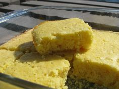 this is the all time best freakin cornbread ever... jon requested cornbread that tasted like KFC a few years ago, i found this, its perfect! (ieven wrote a review a year and a half ago on there hhahahahhaha)
