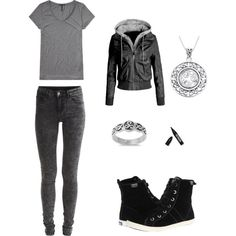 Teen Wolf Boyd inspired-girl style