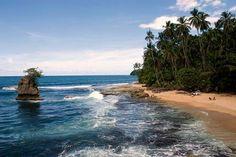 Playa Manzanillo Limón Costa Rica