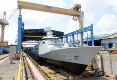 Keren! PT PAL Perkenalkan Kapal Perang 'Perusak' Pertama made in RI