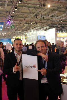 Julian und David Odenthal von overheat