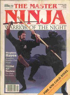 the master ninja   09/84 The Master Ninja