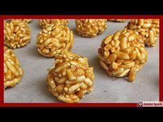 Karamelové koule s burizony. Nepečené bezlepkové cukroví. - YouTube Cereal, Vegetables, Breakfast, Youtube, Anna, Food, Morning Coffee, Veggie Food, Vegetable Recipes