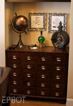 steampunk bedroom - Google Search