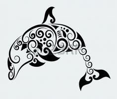 Dolphin decorative ornament