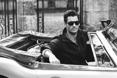 David Gandy Sports Simple Refinement for Mark & Spencers Spring/Summer 2013 Collezione Campaign