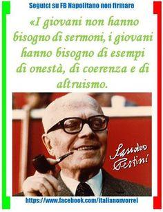 Indimenticabile presidente Pertini