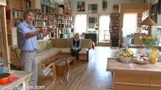 Brooklyn crafted, impermanent house gets wiser with owner, via YouTube.