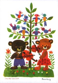 Károly Reich (1922–1988) Hungarian illustrator of over 400 books