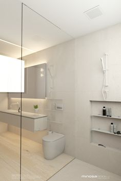Minosa Design: Bathroom Design - Less is More