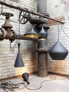 Méchant Studio Blog: Industrial Lightening we heart