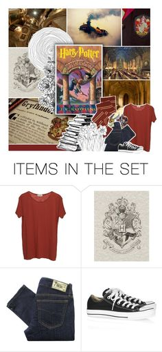 """The 15 Day Fandom Challenge // Day 10: Create a set based on your favorite Eight book/episode/album"" by my-heart-is-art ❤ liked on Polyvore featuring art"