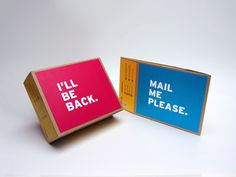Mail me please