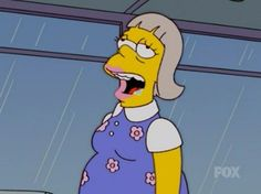 Homer's half-sister Abbie